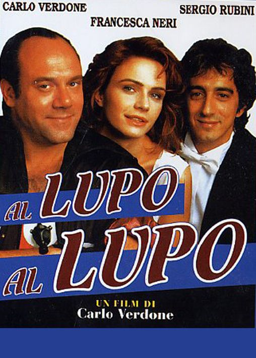 Al Lupo Al Ludo, a comedy filmed in 1992, was directed by Carlo Verdone and was about three brothers searching for their father, a famous sculptor. Scenes filmed in Carrara.