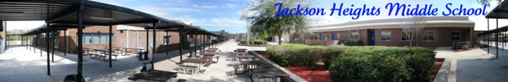 Jackson Heights Middle School is our A+ middle school zoned for Oviedo Grove Apartments!