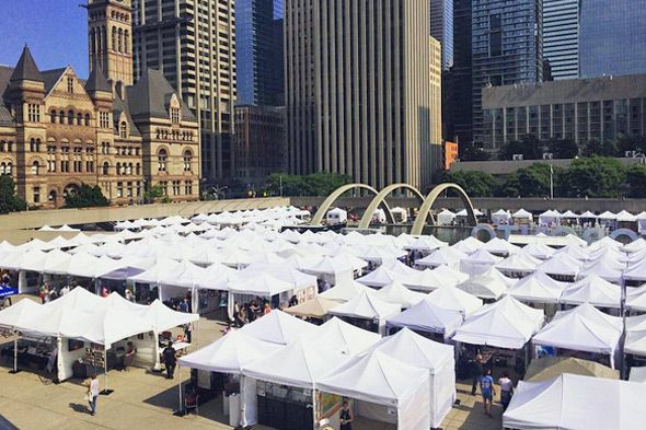The Toronto Outdoor Art Exhibition has turned 55! And unlike last year, when it…