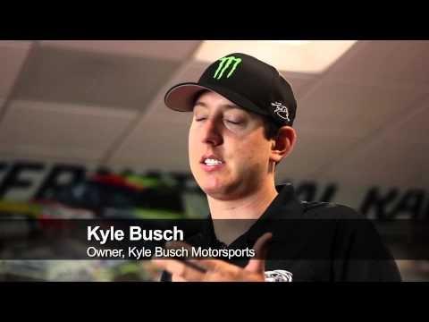3 Wide Life: Inside Kyle Busch Motorsports