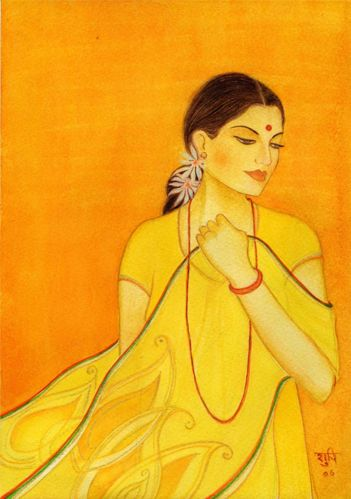 Shuchi Krishan - paintings, indian painter, oil paintings ...