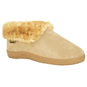 Old Friend Slippers Men's Bootee in Chestnut