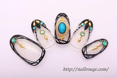 mani, manicure, nail art, amazing festive nail art nails