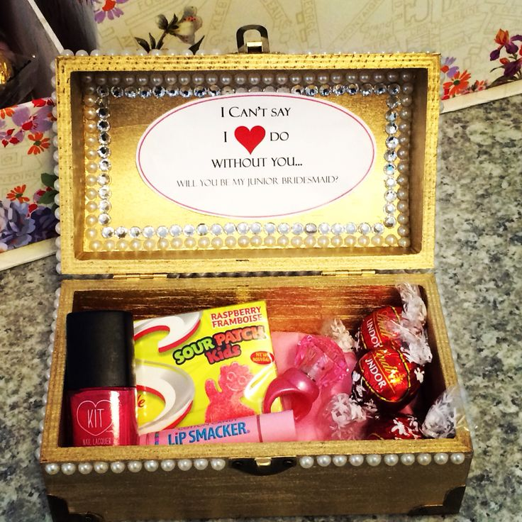 junior bridesmaid gifts bridesmaid boxes bridesmaid proposal our ...