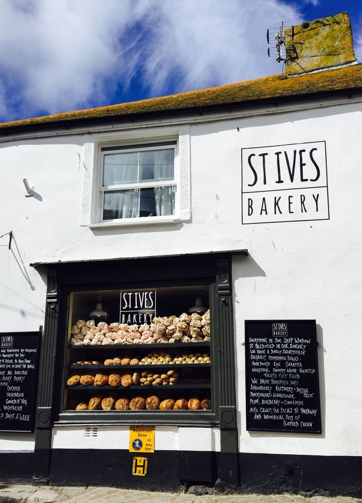 Best bakery in Cornwall