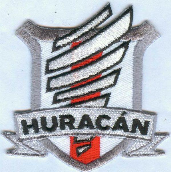 Huracan Valencia Club de Futbol CF Spanish Spain Football Soccer Badge Patch