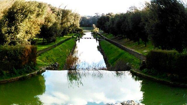 "Villa Doria Panphili ""secret garden"""