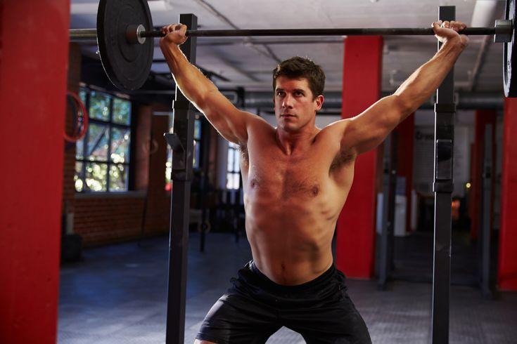 Superset Shoulder Workout for Men