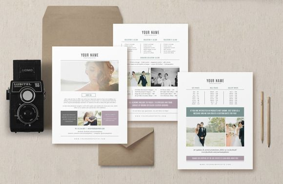 222 Best Brochure Templates Images On Pinterest Adobe Photoshop
