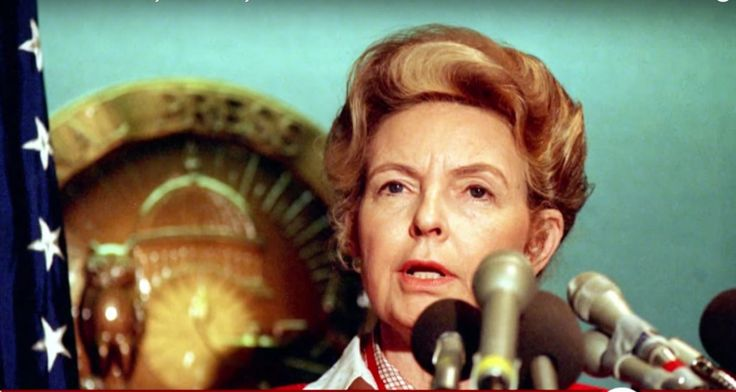 She Told Phyllis Schlafly About Her Abortion - http://garnetnews.com/2016/09/11/told-phyllis-schlafly-abortion/