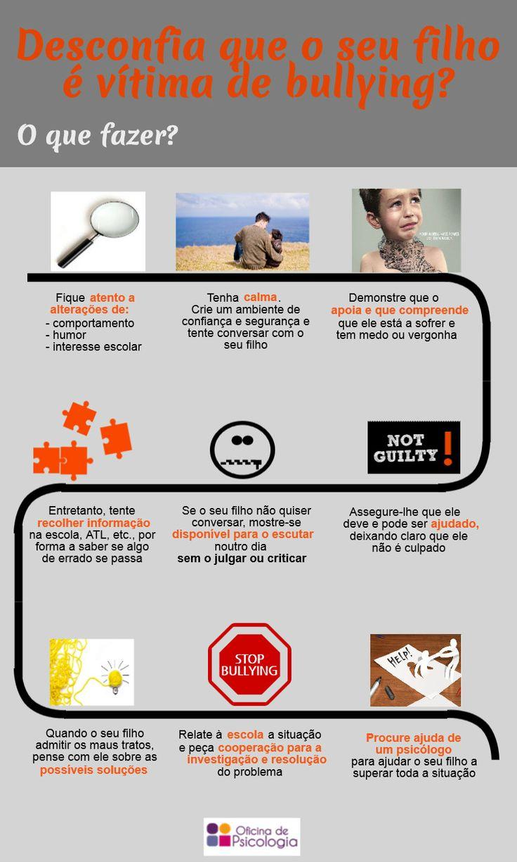 Como detectar e o que fazer em caso de bullying?