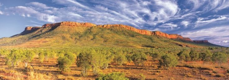 Majestic Cockburn Ranges in The Kimberley Region