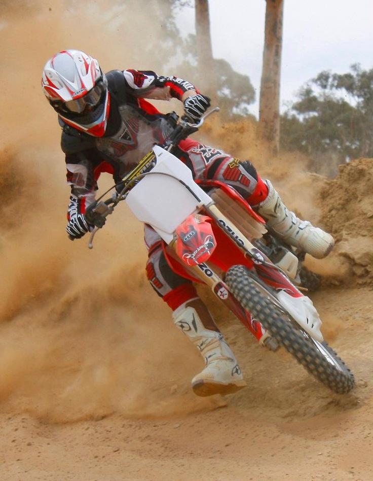 Love the dirt bike