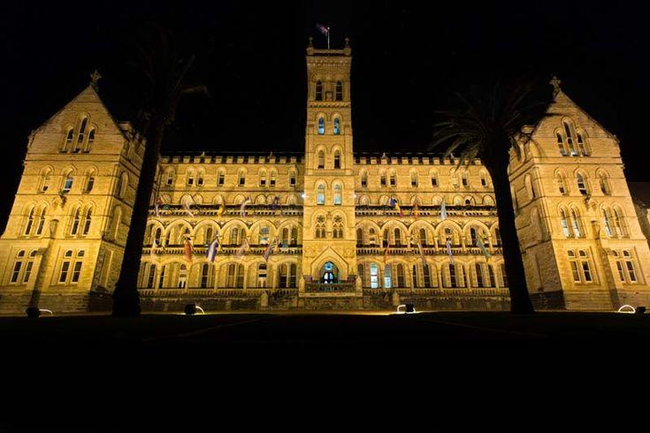 Reception venue, The International College of Management Sydney #wedding #reception #manly #sydney