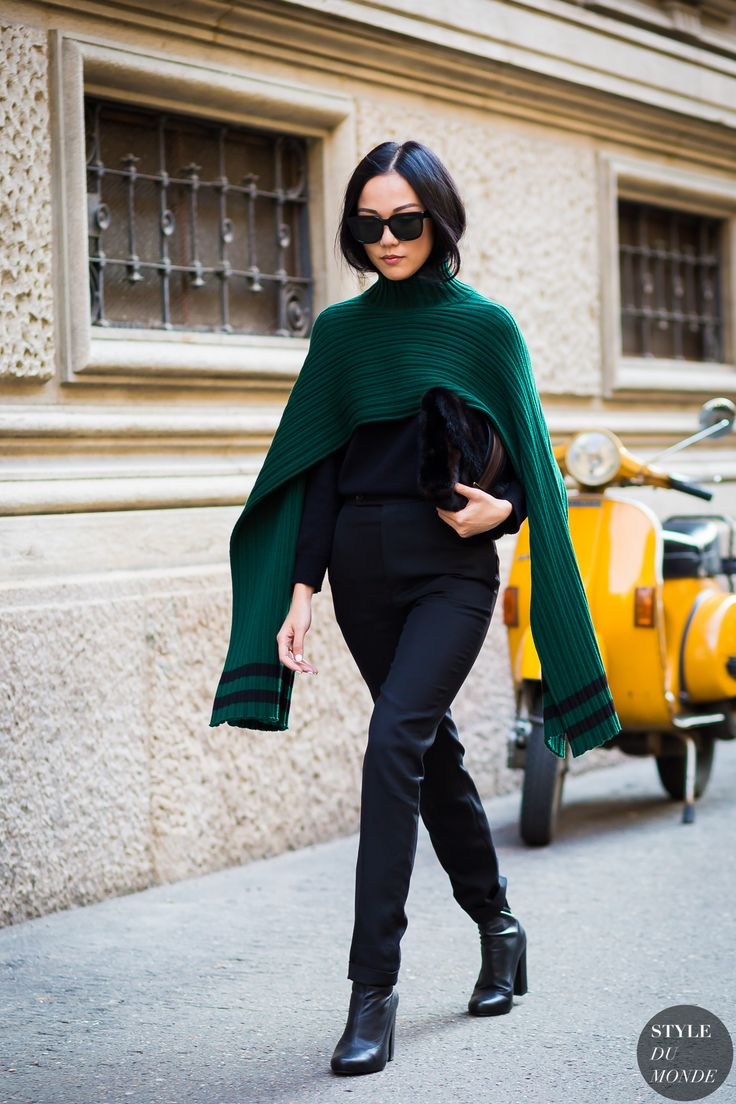 #New on #STYLEDUMONDE http://www.styledumonde.com with @yoyokulala #YoyoCao at #milan #fashionweek #mfw #ferragamo #outfit #ootd #streetstyle #streetfashion #fashion #mode #style: