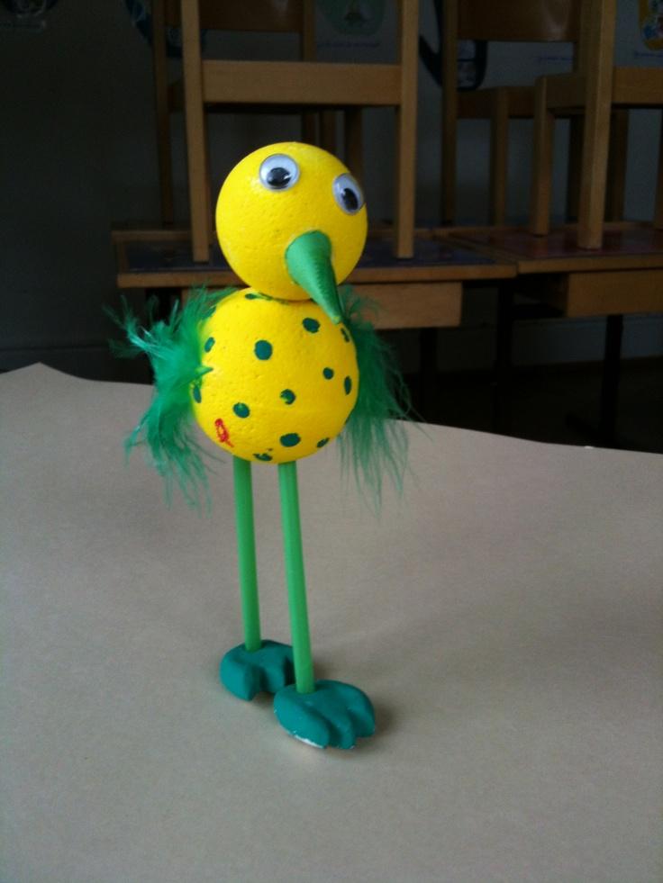 Les 9 meilleures images du tableau boule de polystyr ne sur pinterest bricolage enfant - Boule de polystyrene ...