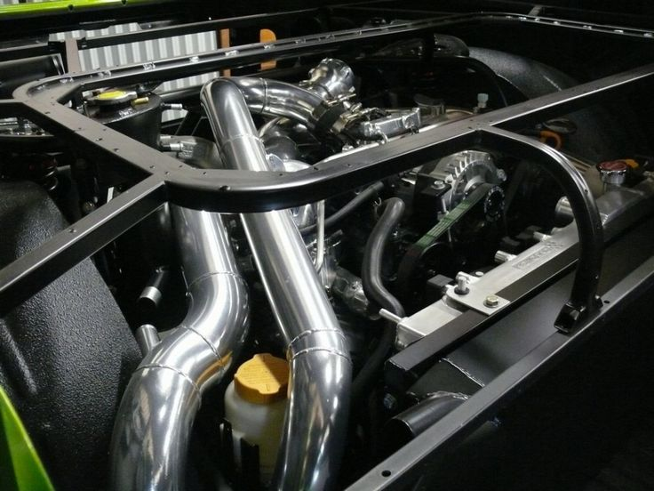 WRX engine swap