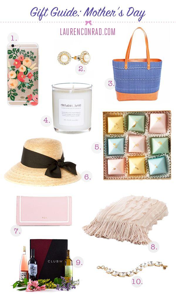 Lauren Conrad's Mother's Day Gift Guide // Mother's Day by Lauren Conrad