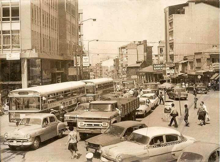 Altıyol (Kadıköy, 1970'ler)