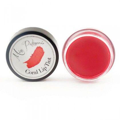 Bálsamos labiales Miss Patisserie - color Coral