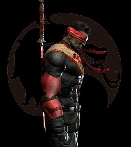 Kenshi, Mortal Kombat #Mortal Kombat