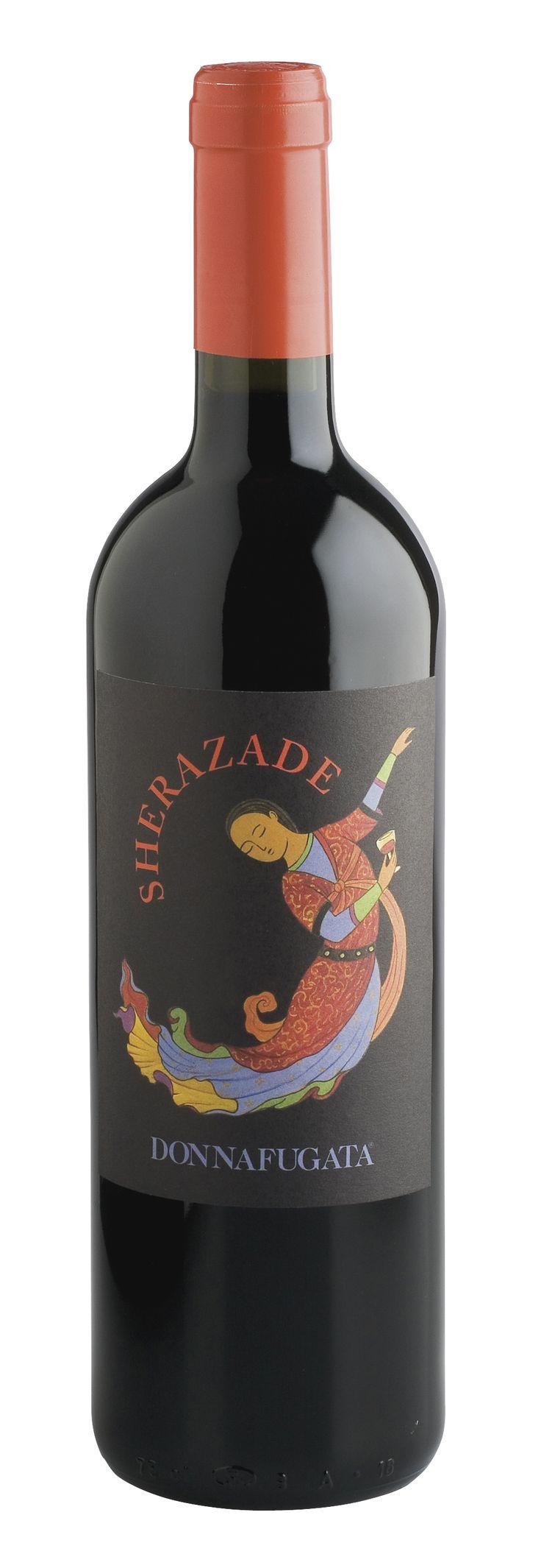 Sherazade bottiglia