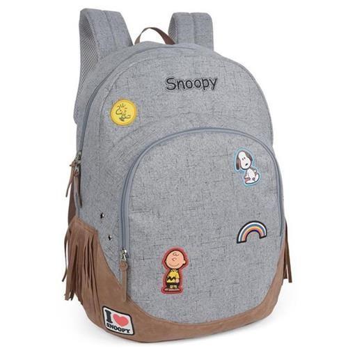 c1c7f98b0 Mochila Snoopy notebook feminina infanto juvenil 48372 em 2019 ...