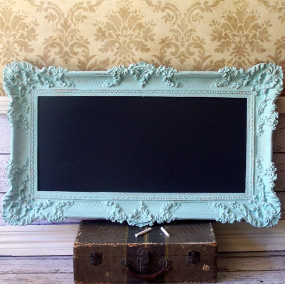 25 unique old mirror crafts ideas on pinterest for Unique chalkboard ideas