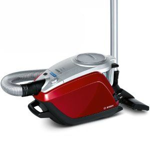 "BGS51442 Bosch vacuum cleaner bagless Relaxx'x proSilence Plus Animal / inc turbo brush, hard floor nozzle, upholstery nozzle XXL / 71dB (A) Best-Price ""Bagless Vacuum Cleaner"