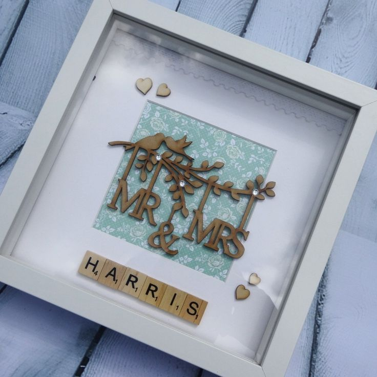 Looking for a personalised gift for that perfect couple check out our range of Mr and Mrs frames  these make great wedding presents or even as a anniversary gift for your loved one  check our Etsy shop for more wedding frames! #boxframe #wedding #weddinggifts #gifts #giftideas #etsy #etsyshop #etsyfinds #etsyseller #anniversary #mrandmrs #scrabble #anniversarygifts #valentinesdaygiftideas #personalised #bespoke #etsystar #weddingday #etsygifts