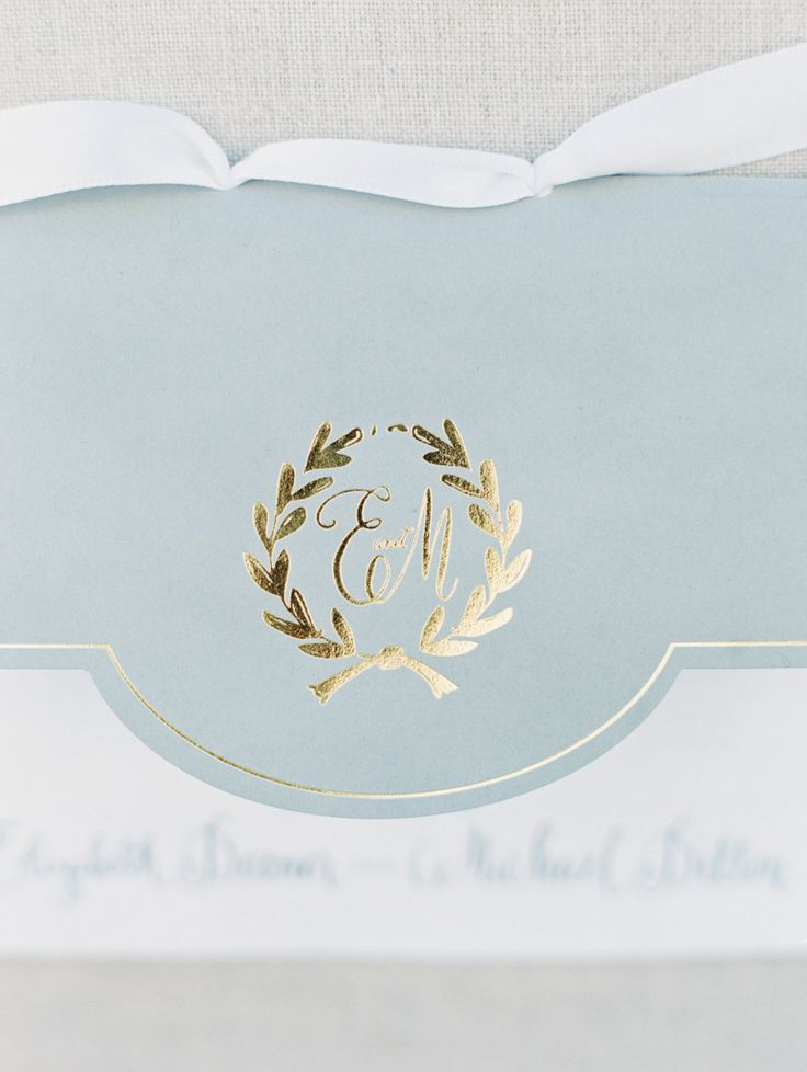 Envelopes. Natalie Chang. Photography: Erich McVey Photography - erichmcvey.com  Read More: http://www.stylemepretty.com/2014/05/01/oh-so-classic-nautical-wedding/
