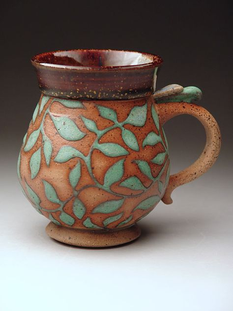 Clarice Allgood Mug at MudFire Gallery