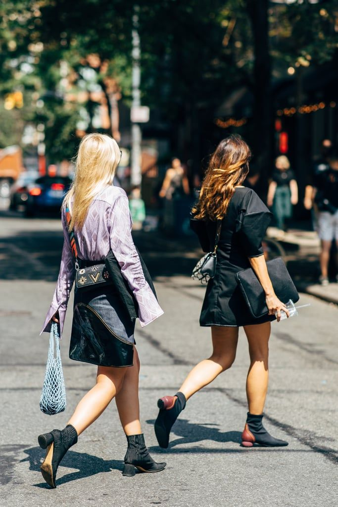 69f957a165c2 Fashion Week Street Style Is Here