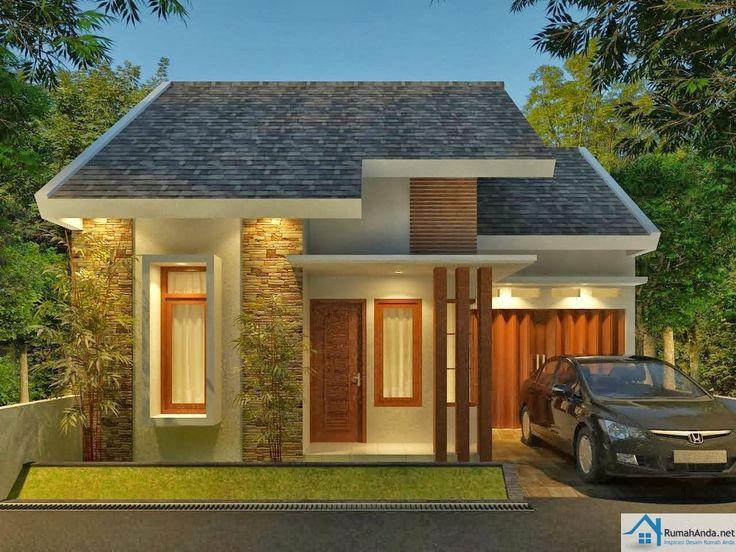 Contoh desain rumah sederhana 3 kamar terbaru anggaran rab. Bangunan Rumah Minimalis Modern - Contoh Bangunan Rumah
