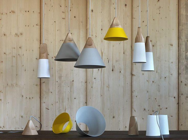 SLOPE Pendant lamp by Miniforms design Skrivo