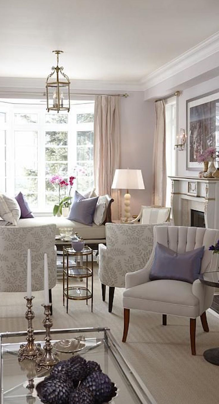 Living Room Ideas Young Family best 25+ lavender living rooms ideas on pinterest | romantic