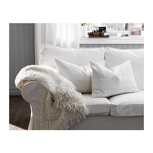 71 best compras deco images on pinterest cushion covers for Ikea plaid polaire blanc