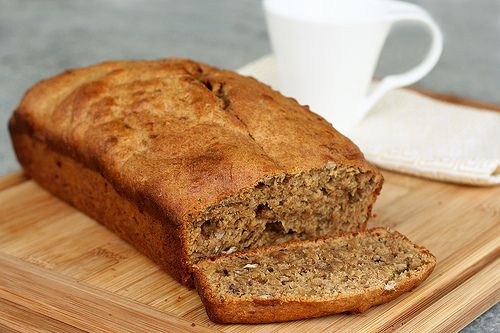 Gluten free, banana bread. Got to try to make this!!! Definitely ...