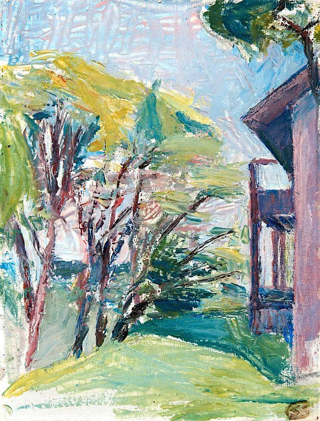 SIGRID SCHAUMAN - Summer View