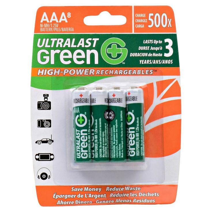 Philips Multilife Batterie Nimh Aaa 700 Mah 4 Pack