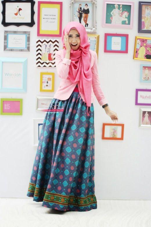 ELHASBU: Colorfull Chic