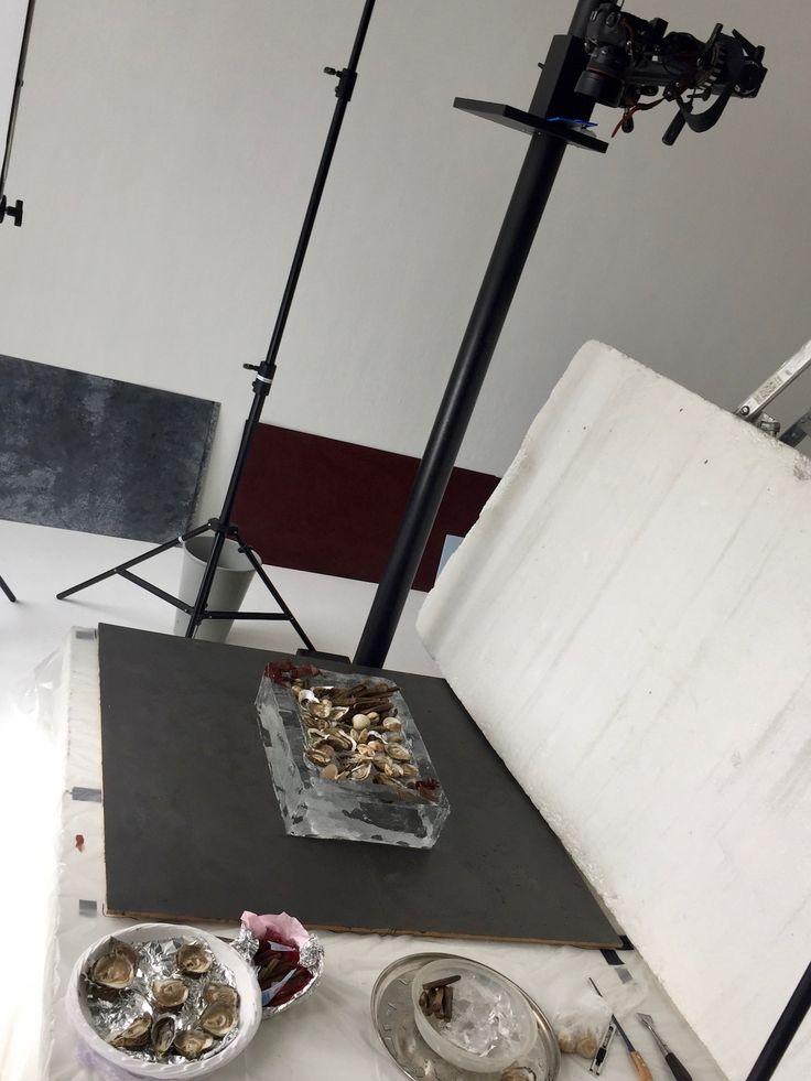 Shooting / Tournage | Ice & Art