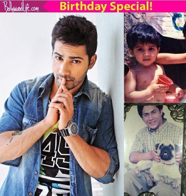 Happy birthday Varun Dhawan!