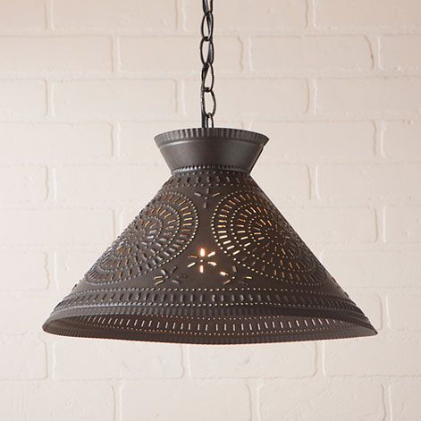 Roosevelt Farmhouse Shade Pendant Light with Chisel in Kettle Black377 best Farmhouse Lighting images on Pinterest   Farmhouse  . Farmhouse Lighting Fixtures. Home Design Ideas