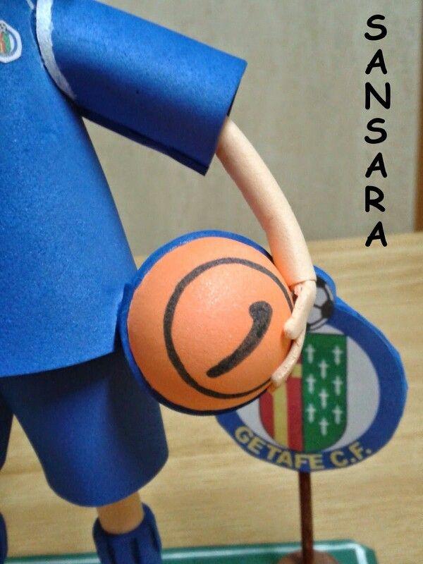 Detalle del balón