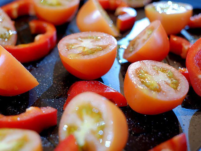 Een heerlijke romige tomatensoep