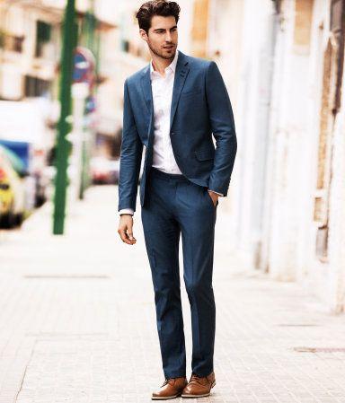 72 best images about midnight blue suit on Pinterest | Men's suits ...