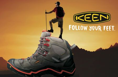 Schoenen en Laarzen 2016: Keen schoenen. Outdoor-schoenen en wandelschoenen.