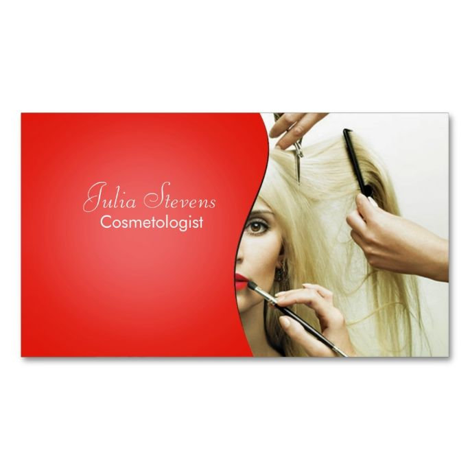 1120 best cosmetologist business cards images on pinterest card cosmetologist business card colourmoves