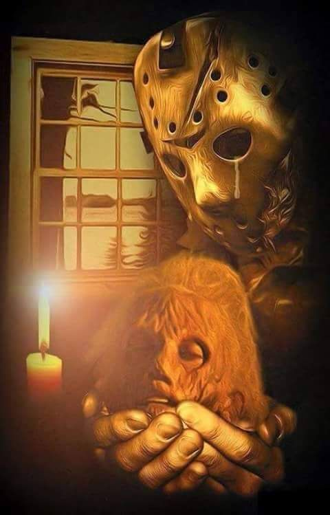 Jason Voorhees-Friday The 13th......